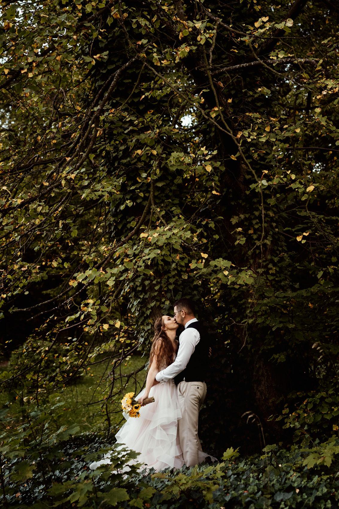 sesja poslubna w ostromecku