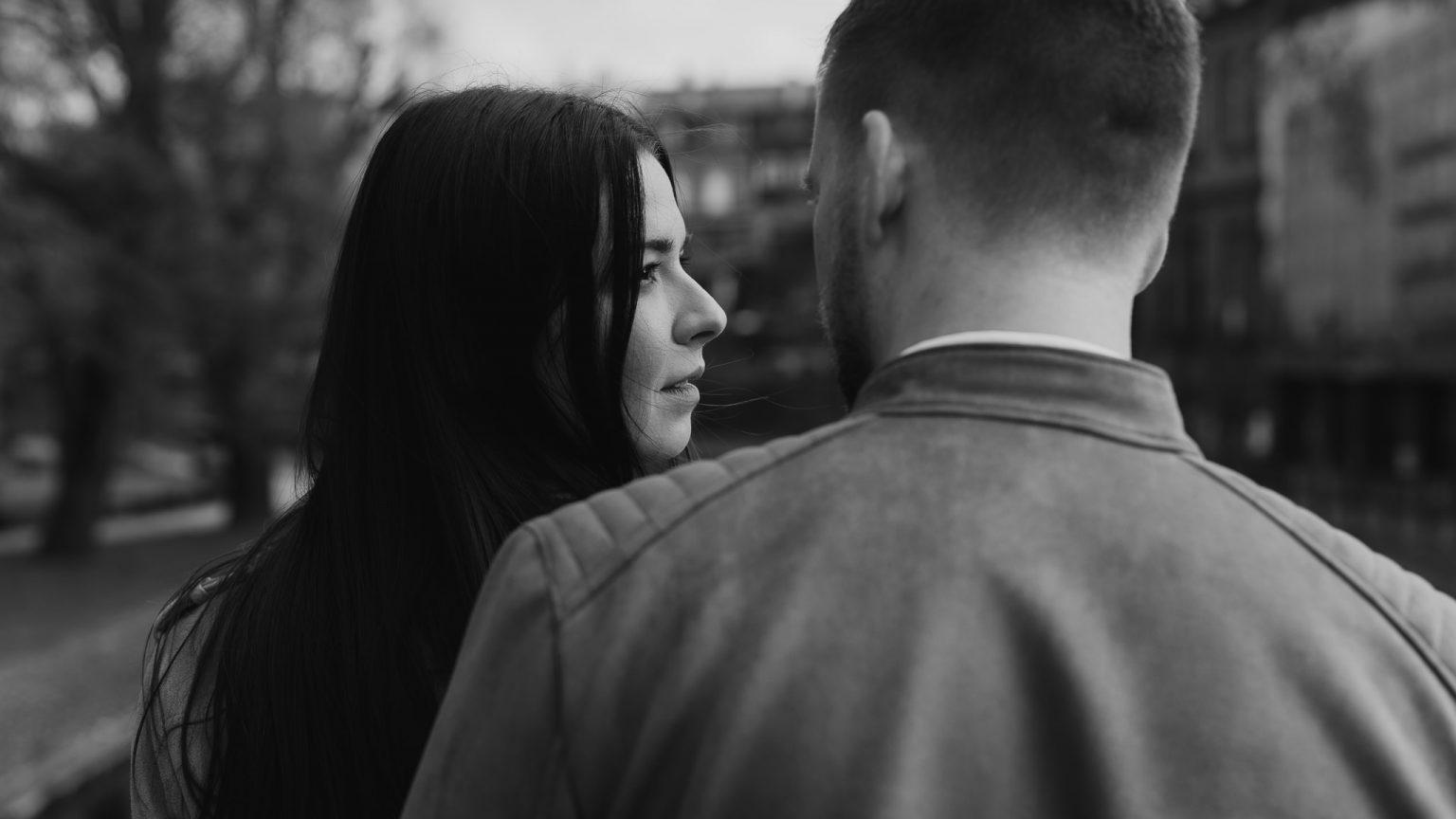 sesja przedślubna w Bydgoszczy