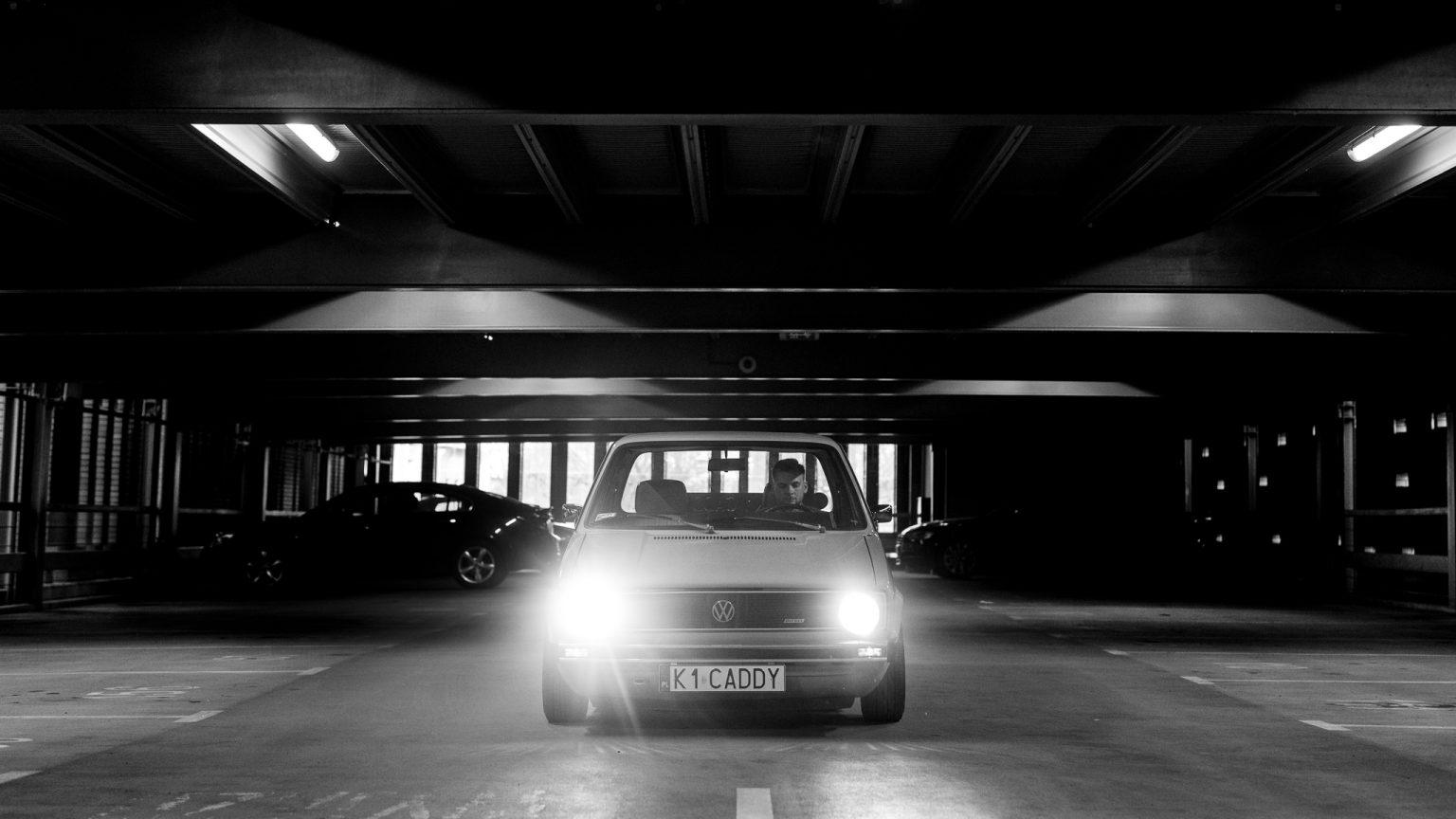 sesja Bydgoszcz samochód