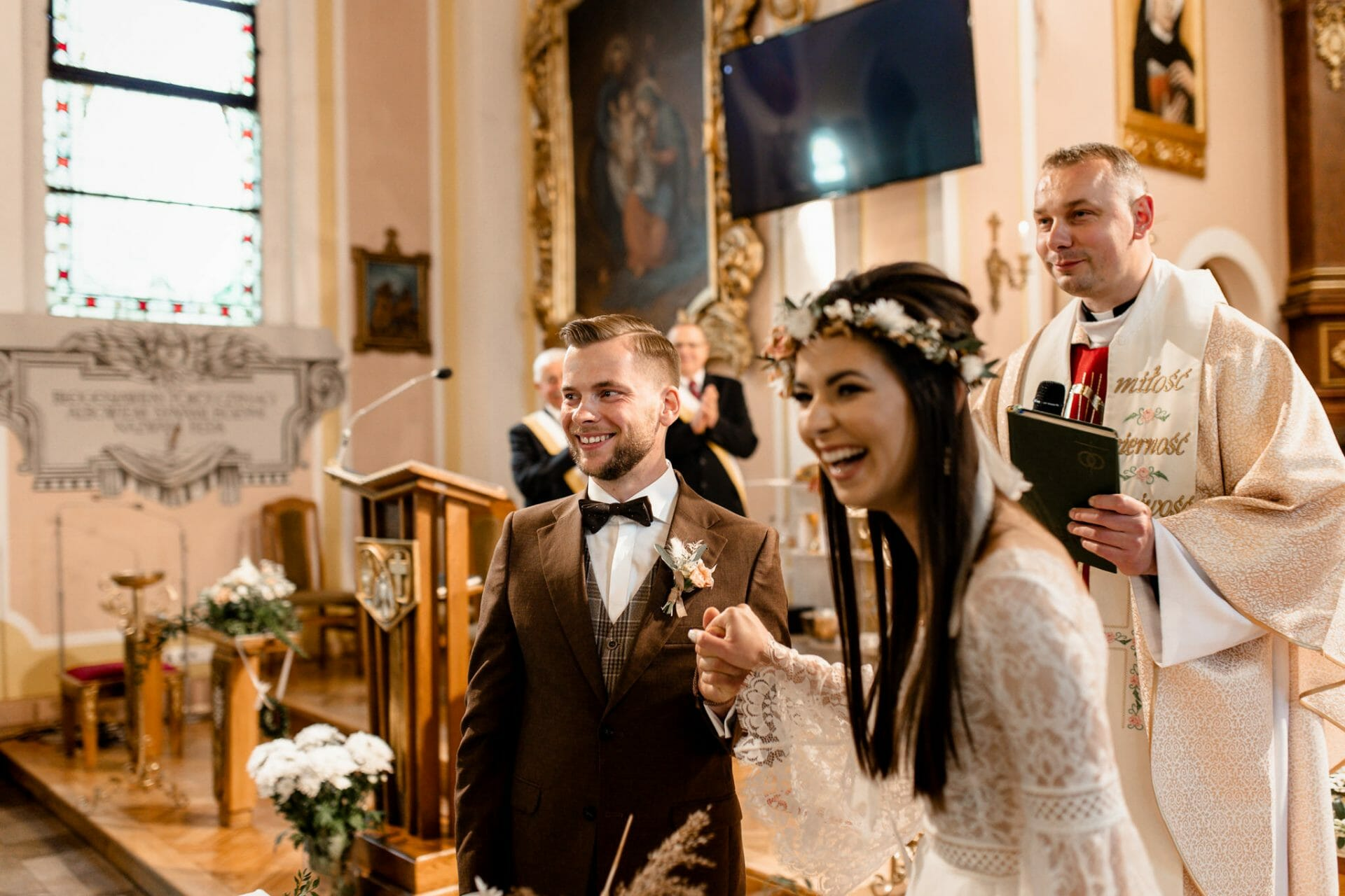 Ślub Witkowo, św. Mikołaj
