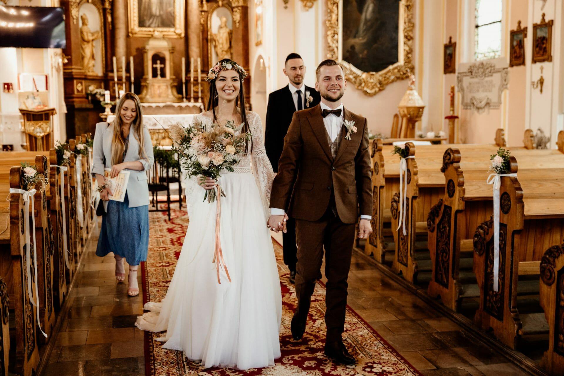 Parafia św. Mikołaja Witkowo ślub